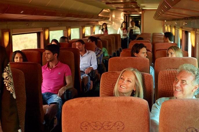 Tren Tequila Jose Cuervo Express