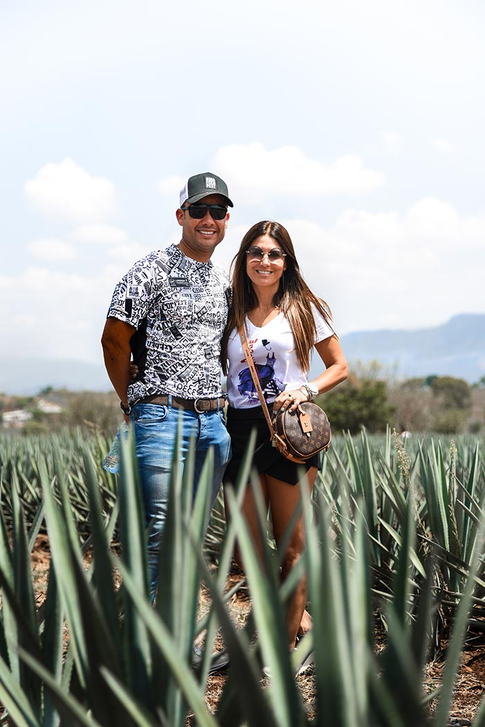 Tour Tequila Jose Cuervo