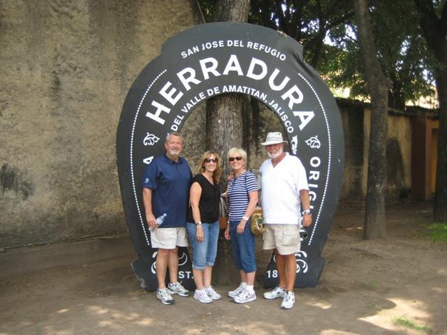 Tour Casa herradura al interior de hacienda San Jose del Refugio