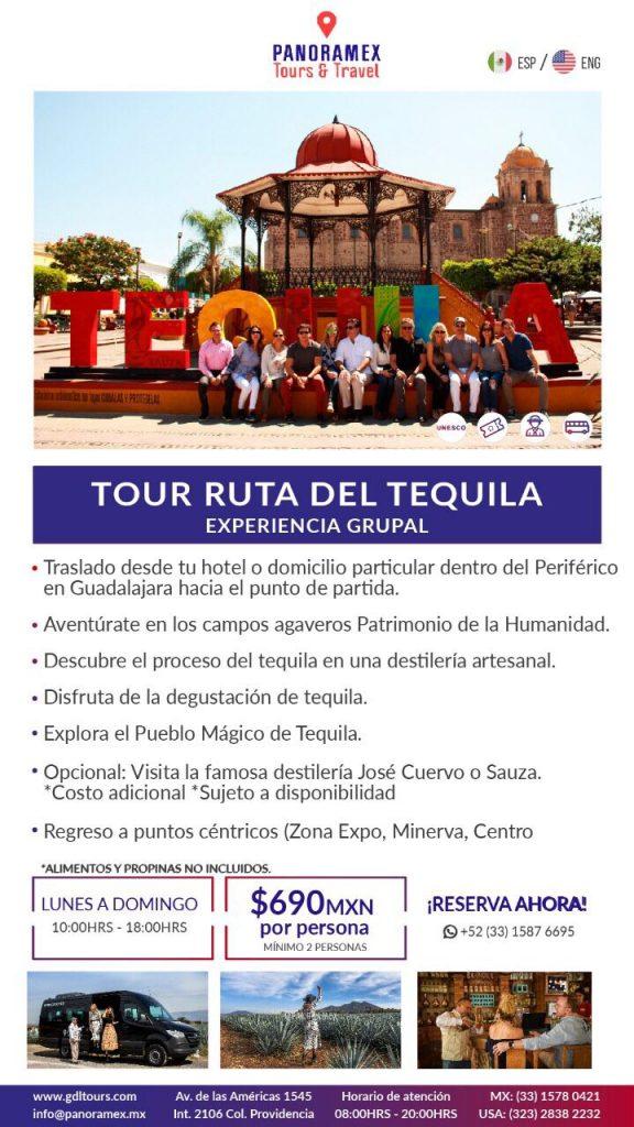 Tour Tequila